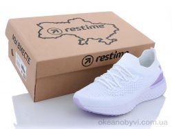 купить Restime SWL21833 white-lilac оптом