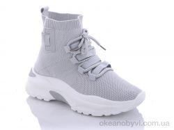 купить QQ shoes BK25 grey оптом
