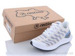 купить Restime SWL21838 white-periwinkle оптом
