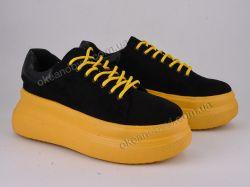 купить Violeta 166-19 black-yellow оптом