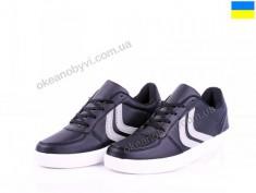 купить Prime-Opt FX Shoes GS 17146-3 чёрн.сер оптом