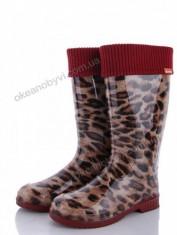 купить Selena 201 леопард рыжий оптом