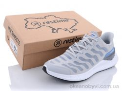 купить Restime SML21838 gray-l.gray-periwinkle оптом